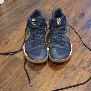 Blue Nike Kyrie